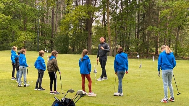 Golflessen voor jeugd