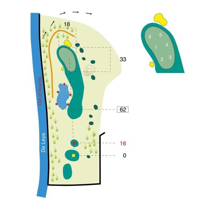 Hole 2 - 11